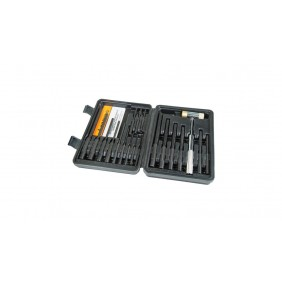 Комплект избивки Wheeler 110128 Master Roll Pin Punch Set