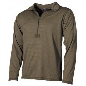 Термо блуза Green 11401B  MFH