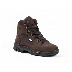 Кожени обувки 13328 FALKON DARK BROWN ORIZO