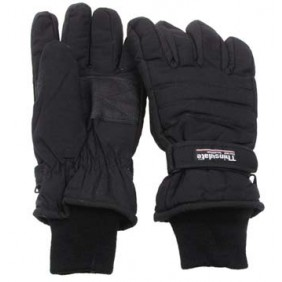 Зимни ръкавици Black 15473A MFH