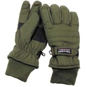 Зимни ръкавици Green 15473B MFH