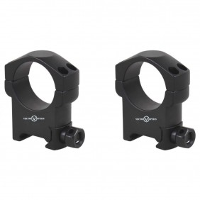Монтаж за оптика Tactical 30mm High Mark Weaver Ring Vector Steel QR