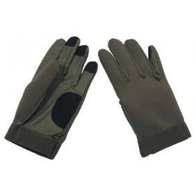 Неопренови ръкавици Green 15803B MFH