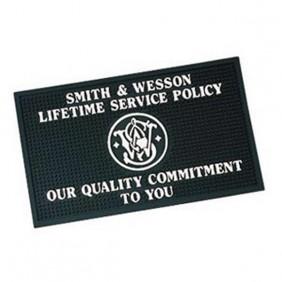 Гумирана постелка с лого Smith&Wesson