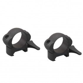 "Монтаж за оптика 25.4mm 1"" Vector Steel QR Low Rings"