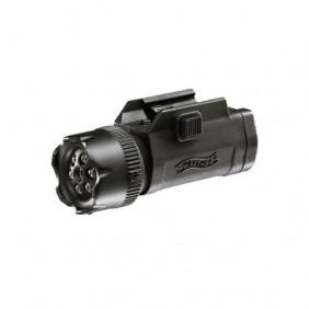 Лазерен целеуказател с LED фенер Walther FLR 650