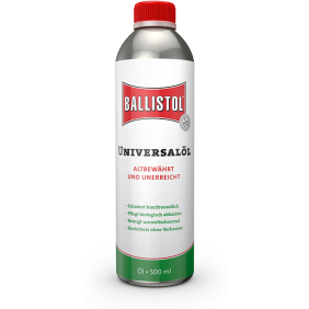 Масло - BALLISTOL OIL 500 ml.