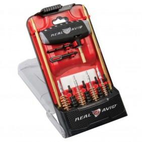 Почистващ комплект за пистолети Gun Boss Pro Handgun Cleaning Kit real Avid