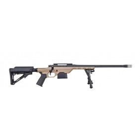 "Карабина MVP LC (Light Chassis), кал. 308 Win 18.5"" TAN Mossberg"