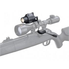 Лазерен целеуказател с фенерче Walther Night Нunter