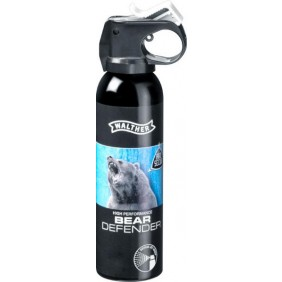 Лютив спрей за мечки ProSecur Bear Defender Walther – 225 ml