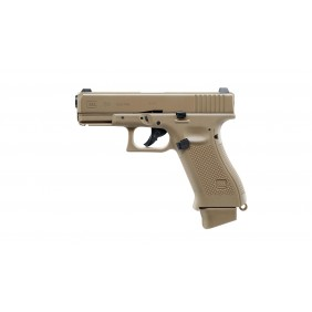 Пистолет еърсофт Airsoft Glock 19X cal. 6mm CO2 Umarex