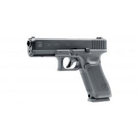 Еърсофт Airsoft пистолет Glock 17 Gen5 6mm BB CO2