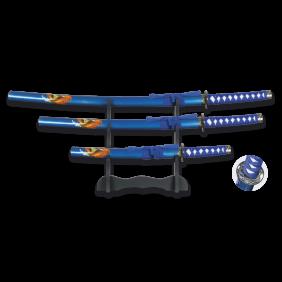 Комплект мечове Катана модел 32220 MONKEY KING TOLE10