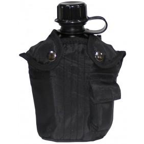 Манерка 1 L MFH черна