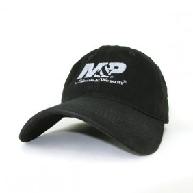 Шапка - черна с лого M&P