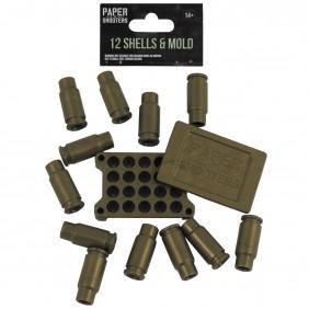 Калъп и патрони за конструктори за стрелба с хартия 38515 MFH