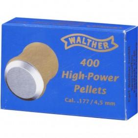 Сачми тип чашка Walther High Power – 4,5 mm (.177)