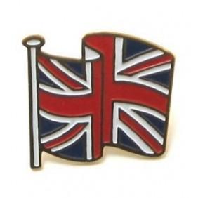Емайлирана значка със знамето на Великобритания 530637