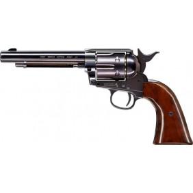 Въздушен револвер Colt Single Action Army 45, blue 4.5mm