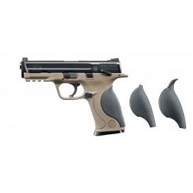 Въздушен пистолет Smith&Wesson M&P40 TS FDE cal. 4.5 Umarex