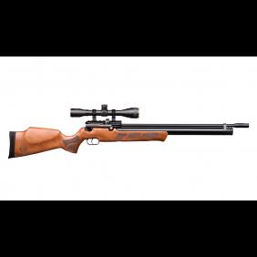 """Въздушна пушка кал. 5,5 mm Puncher Mega W PCP walnut """"Kral Arms"""""""