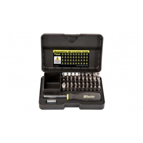 Отвертка 954621 Wheeler Professional Gunsmithing Screwdriver Set 43 pc