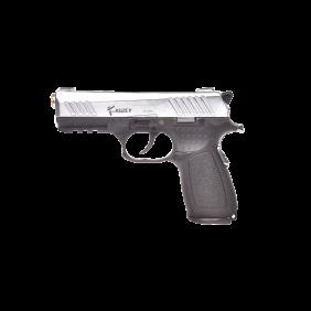 Газов пистолет 9mm PAK Kuzey Arms A-100 Black/White