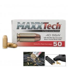 Патрони .40 S&W FMJ MaxxTech