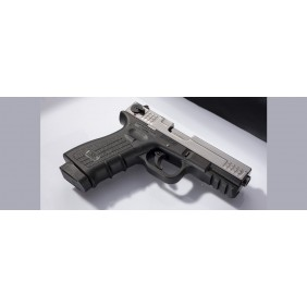 Газов пистолет ISSC M22 Black Pearl 9mm Ceonic