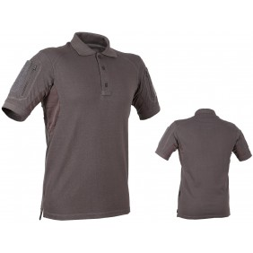 Тениска Polo Elite Pro Grey Texar