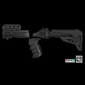 Приклад ложа и полуложа и ръкохватка за AK-47 Strikeforce TactKite ATI