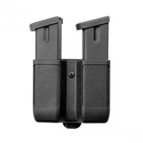 Двоен кобур за двуредов пълнител - 9mm  410610PBK BlackHawk