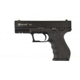 Газов пистолет BLOW TR17 9mm Black