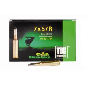 7x57 R TIG 11.5 g BRENNEKE
