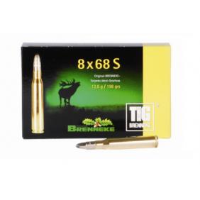 8x68 S TIG 12.8 g BRENNEKE