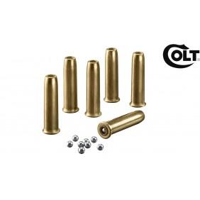 Патрони BBS за въздушен револвер Colt Peacemaker Single Action Army CO2 BB