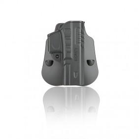 Полимерен кобур за пистолет Glock 17/22/31 с лопатка CY-FG17 Cytac