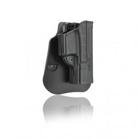 Полимерен кобур за лява ръка за пистолет Glock 19/23/32 CY-IG19G2L Cytac