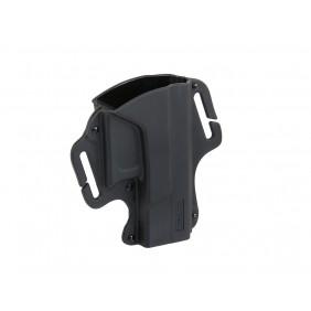 Двустранен полимерен кобур за питолет Glock 19/23/32 CY-OG19 Cytac