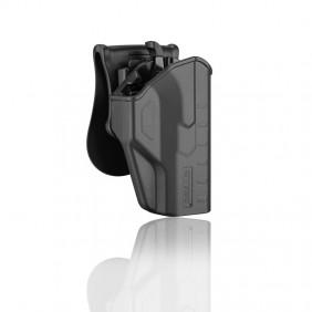Полимерен кобур за пистолет Beretta APX с лопатка Cytac