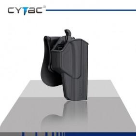Полимерен кобур за пистолет Glock 17/22/31 Gen5 CY-TQG17 Cytac