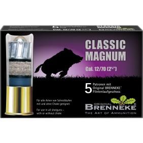 Патрони Brenneke Classic Magnum 12/70 31.5g