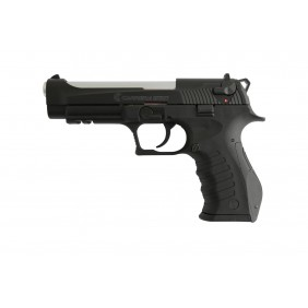 Газов пистолет Carrera GTR77, 9mm BLK LUX