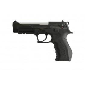Газов пистолет Carrera GTR77, 9mm BLK MAT