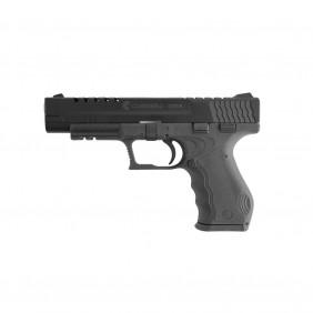 Газов пистолет Carrera GTR79, 9mm BLK LUX