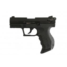 Газов пистолет Carrera RS34, 9mm BLK MAT