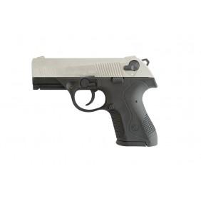 Газов пистолет Carrera RS30, 9mm Satina