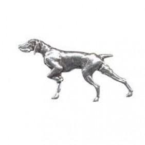 Значка ловджийско куче PGP14 Bisley