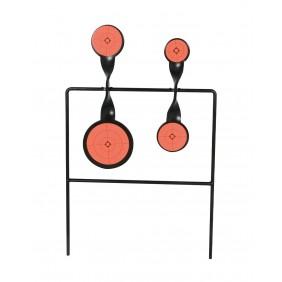Мишена със стойка Jack Pyke Double Spinner Target